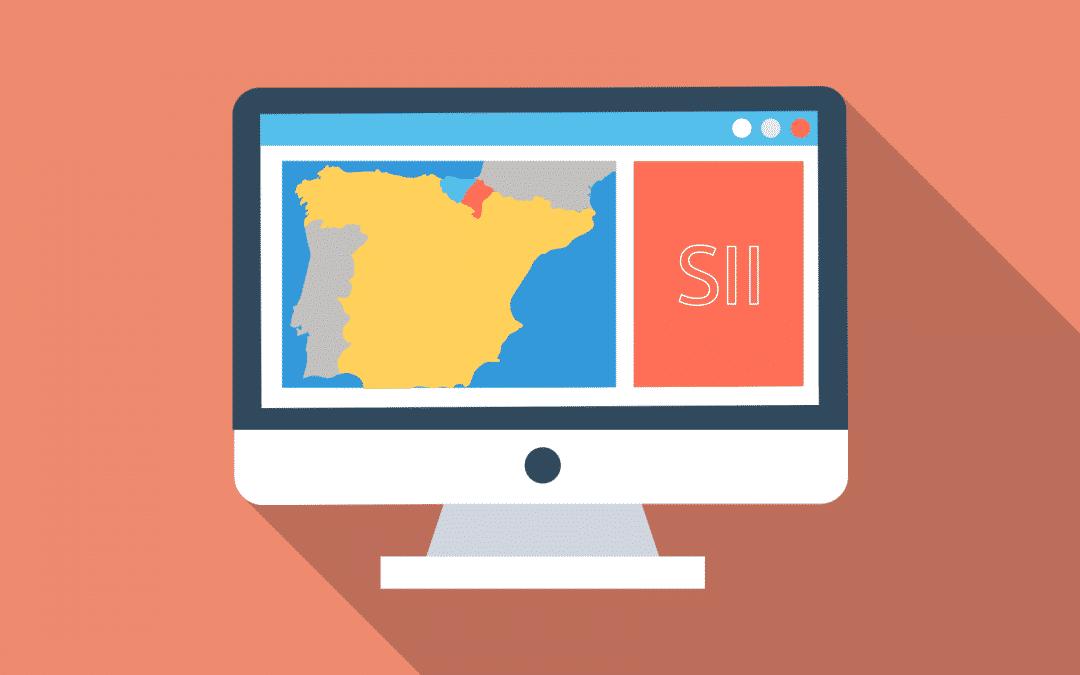 ¿Cómo se aplicará el  SII en Navarra y el País Vasco?