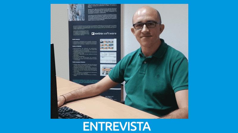 Entrevista a Eduardo López Motrel, responsable del Departamento Técnico