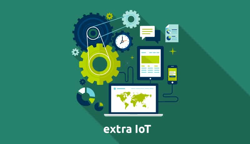 Extra IoT Internet of Things