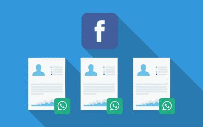¿Qué datos tuyos ha pasado Whatsapp a Facebook?