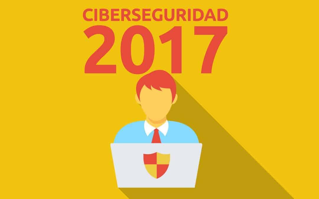 Ciberseguridad empresarial: balance de 2017