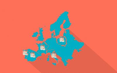 5 países con facturación electrónica a la administración