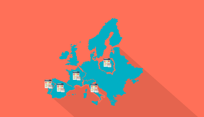 5 países con facturación electrónica entre empresas y administración