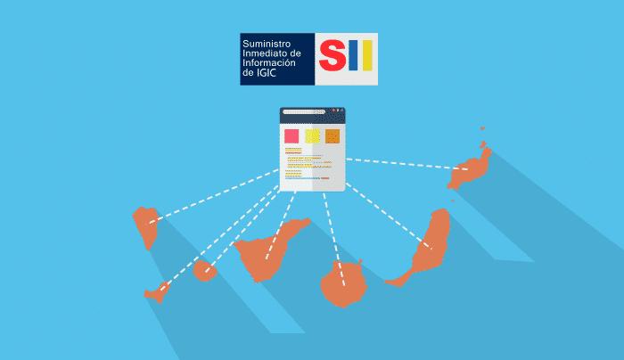 El SII en Canarias comienza en pruebas en 2018