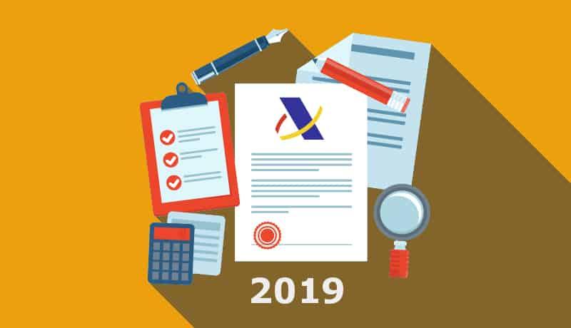Novedades en la campaña de la renta 2019