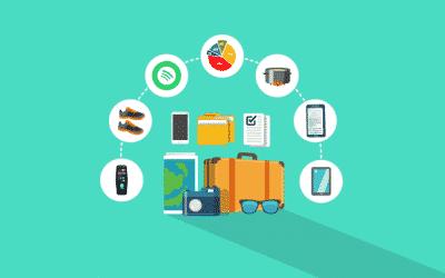 7 ideas para superar la vuelta al trabajo con  tecnología