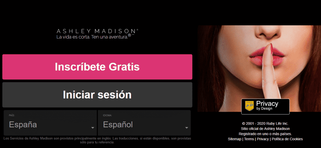 Ashley Madison El peligro de los Servicios Gratuitos en Internet