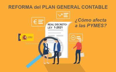 ¿Qué deben saber de la Reforma del Plan General Contable las PYMES?