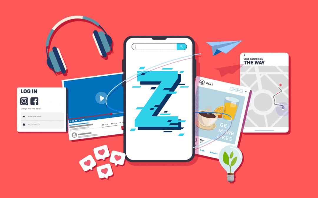 Generación Z en el trabajo